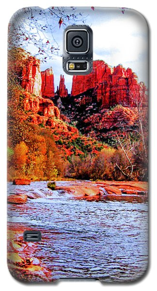 Cathedral Rock Galaxy S5 Case