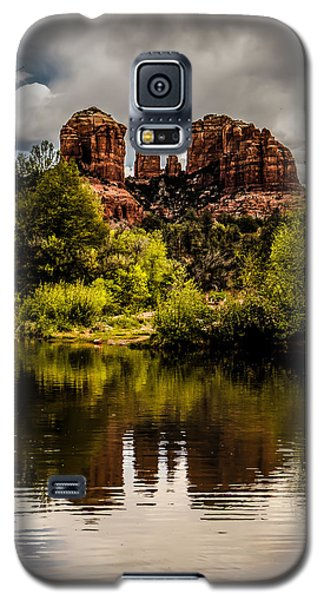 Cathedral Rock Reflections Galaxy S5 Case