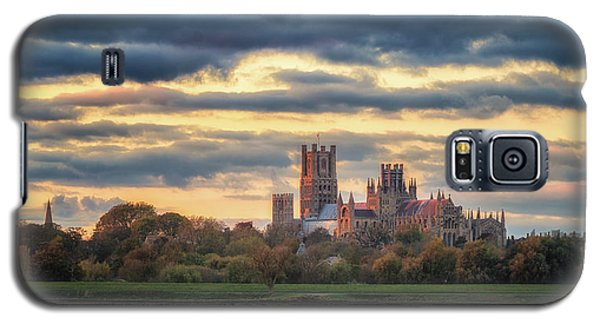 Cathedral Sunset Galaxy S5 Case
