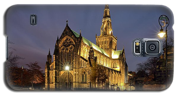 Cathedral Twilight Galaxy S5 Case