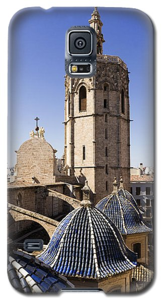 Cathedral Valencia Micalet Tower Galaxy S5 Case