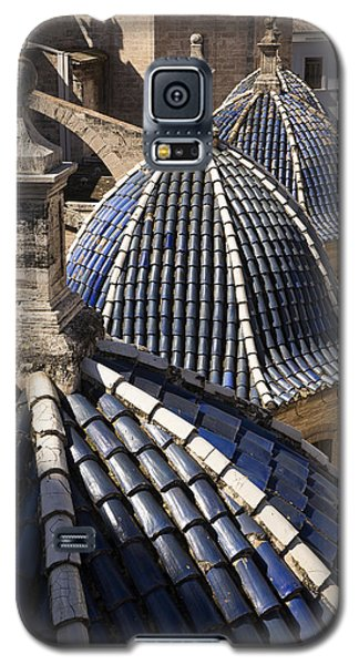 Cathedral Valencia Side Domes Galaxy S5 Case