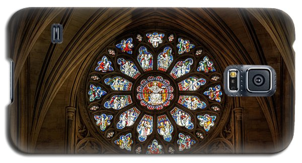 Cathedral Window Galaxy S5 Case by Adrian Evans