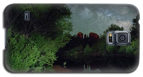 Cathedrals' Skies Galaxy S5 Case
