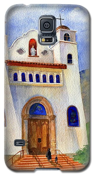 Catholic Church Miami Arizona Galaxy S5 Case