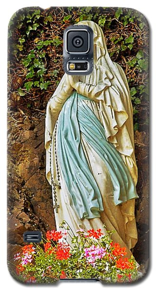 Catholic Nun Galaxy S5 Case