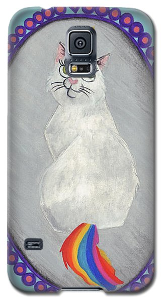 Caticorn Galaxy S5 Case