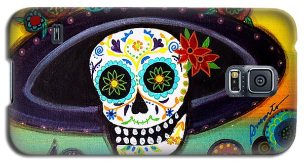 Catrina Galaxy S5 Case by Pristine Cartera Turkus