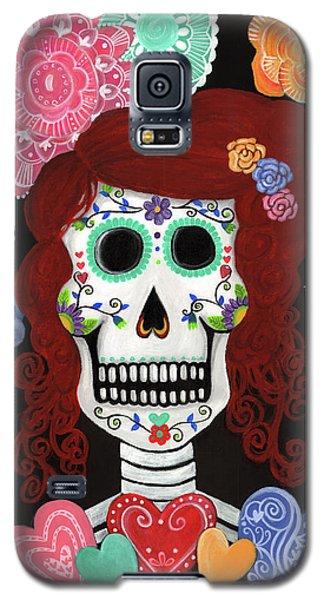 Catrina's Garden Galaxy S5 Case