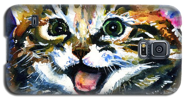 Cats Eyes 15 Galaxy S5 Case