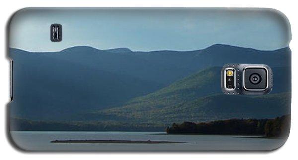 Catskill Mountains Panorama Photograph Galaxy S5 Case by Kristen Fox