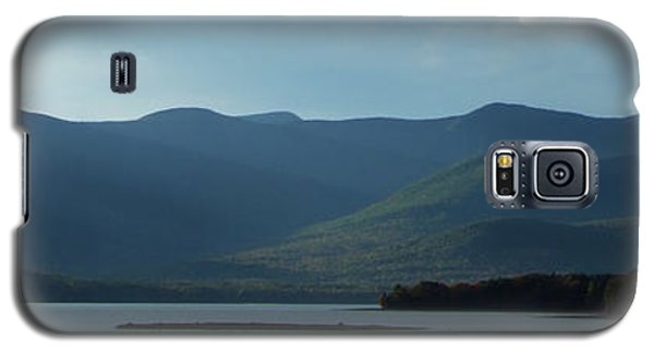 Catskill Mountains Panorama Photograph Galaxy S5 Case
