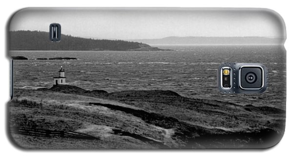 Cattle Point Lighthouse Galaxy S5 Case
