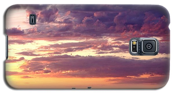 Cattle Ridge Sunset Galaxy S5 Case
