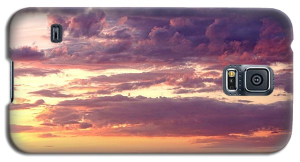 Cattle Ridge Sunset Galaxy S5 Case