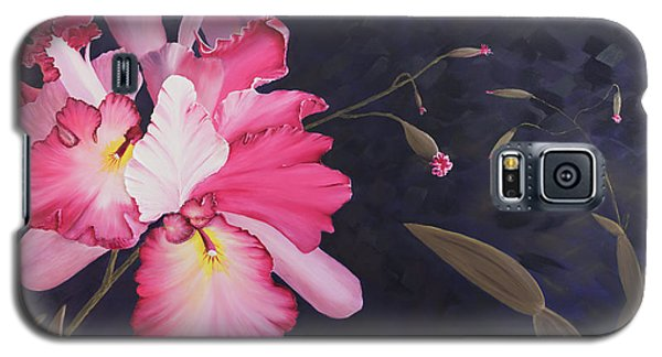Cattleya Galaxy S5 Case
