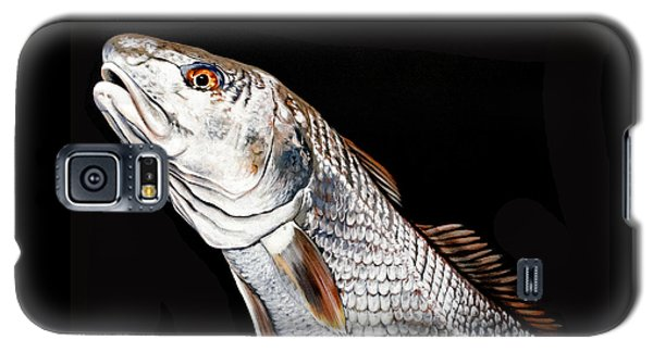 Caught In The Surf Redfish Galaxy S5 Case