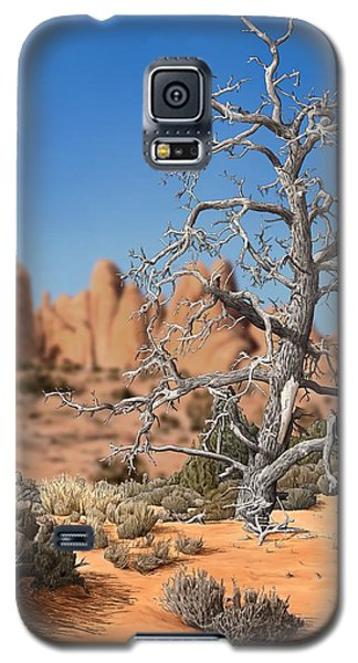 Caught In Your Dying Arms Galaxy S5 Case