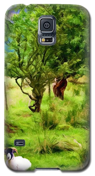 Caught Napping Galaxy S5 Case