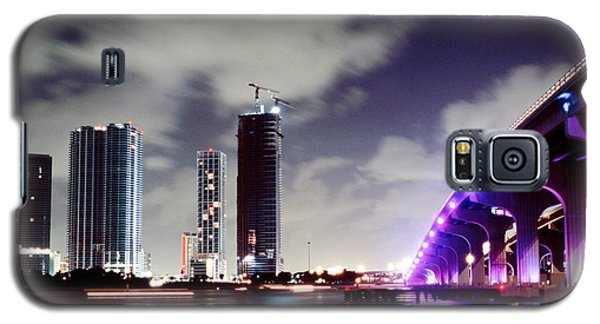 Causeway Bridge Skyline Galaxy S5 Case