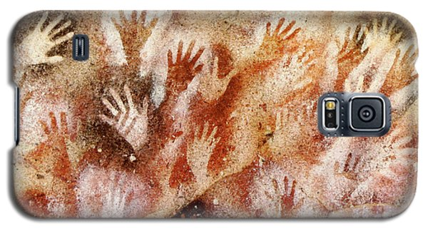 Cave Of The Hands - Cueva De Las Manos Galaxy S5 Case
