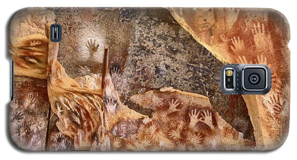 Cave Of The Hands Patagonia Argentina Galaxy S5 Case