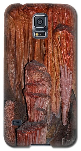 Galaxy S5 Case featuring the photograph Caves In Arizona by Donna Greene