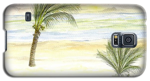 Cayman Beach Galaxy S5 Case