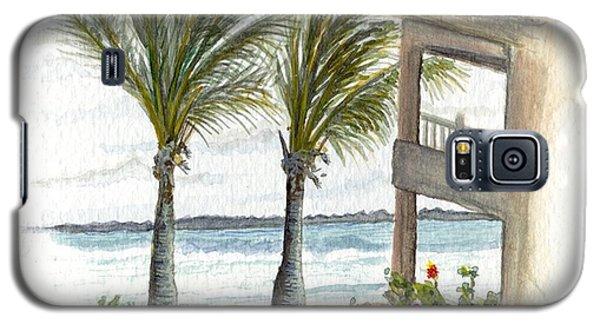 Cayman Hotel Galaxy S5 Case