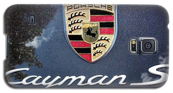Cayman S Galaxy S5 Case by Kristin Elmquist