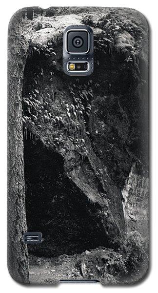 Cazadero, Ca  Vintage Sign Galaxy S5 Case