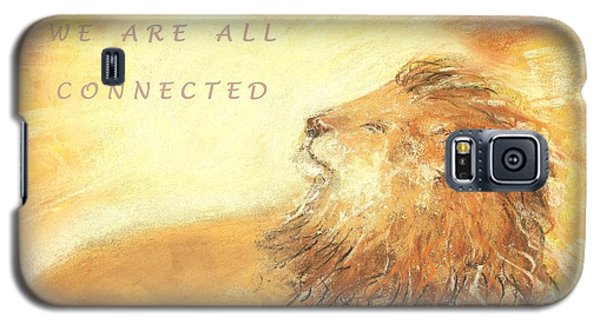 Cecil The Lion Galaxy S5 Case