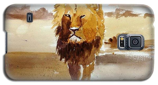Cecil The Lion Galaxy S5 Case
