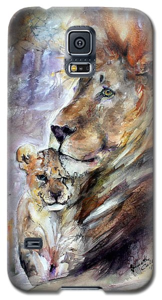 Cecil The Patriarch No More Galaxy S5 Case by Ginette Callaway