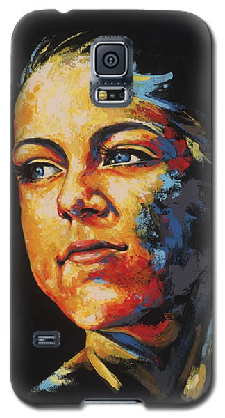Cecilie Galaxy S5 Case