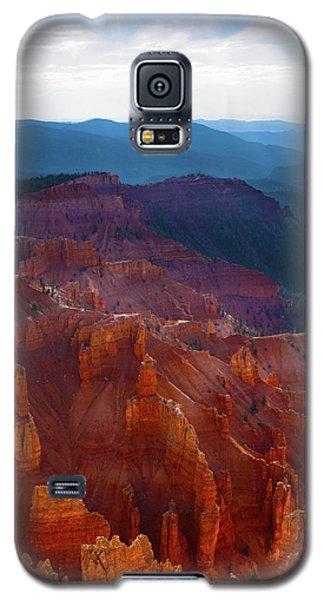 Cedar Breaks Brilliance Galaxy S5 Case