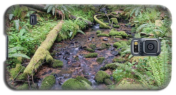 Galaxy S5 Case featuring the photograph Cedar Creek Near Cottage Grove Lake #1 by Ben Upham III