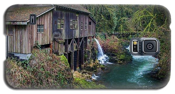 Cedar Grist Mill Galaxy S5 Case
