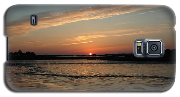 Cedar Key Sunset 1 Galaxy S5 Case