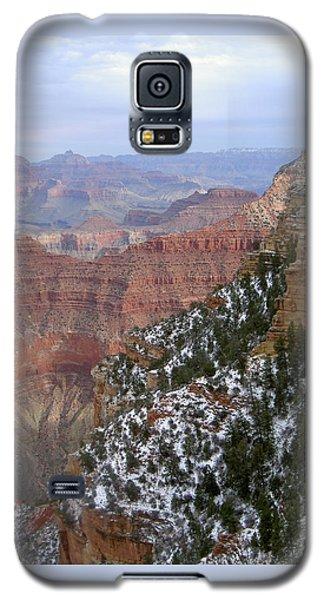 Cedar Ridge Grand Canyon Galaxy S5 Case