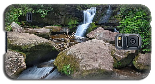 Cedar Rock Falls Galaxy S5 Case