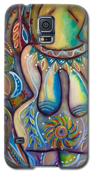 Celebrate The Feminine Power  Galaxy S5 Case