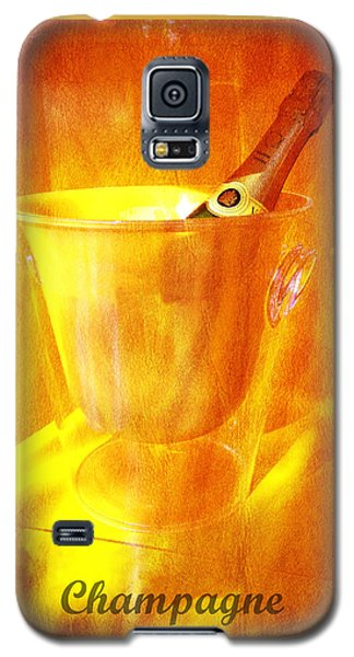 Celebrate With Champagne Galaxy S5 Case by Richard Reeve