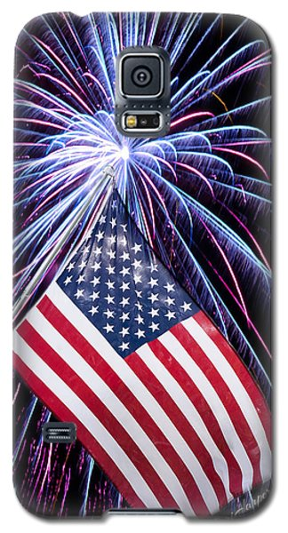 Galaxy S5 Case featuring the photograph Celebration Of Freedom by Terri Harper