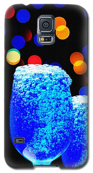 Celebrations With Blue Lagon Galaxy S5 Case