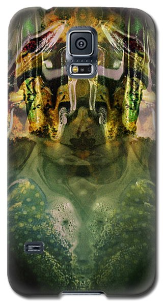 Galaxy S5 Case featuring the digital art Celerian by Lynda Lehmann
