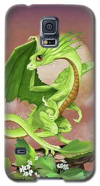 Celery Dragon Galaxy S5 Case