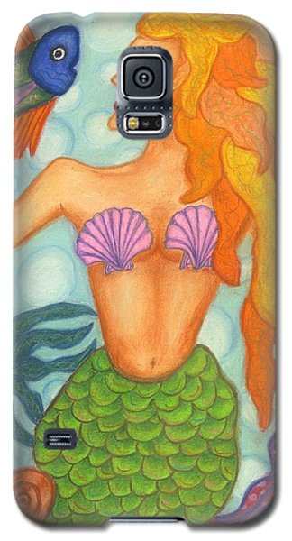 Celeste The Mermaid Galaxy S5 Case
