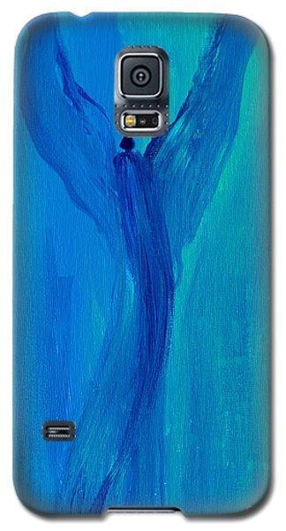 Celestial Angel Galaxy S5 Case