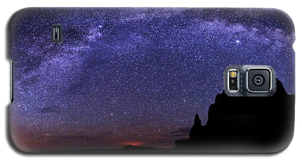 The Sky Galaxy S5 Case - Celestial Arch by Chad Dutson